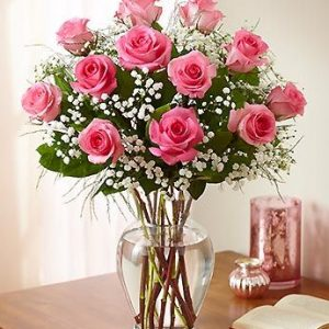 Pink Roses - Flowers & Gifts Delivery Amman Jordan