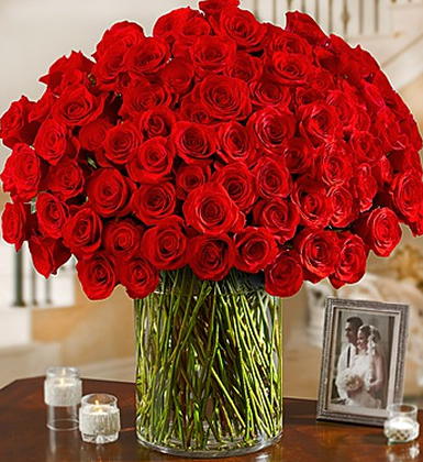 100 Reasons I Love You - Flowers & Gifts Delivery Amman Jordan