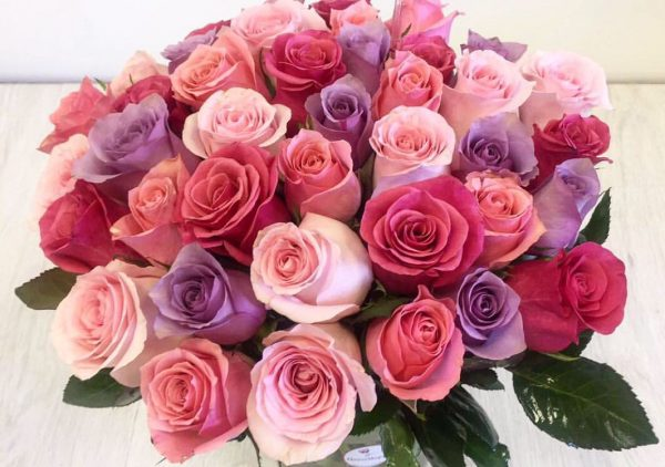 Shades of Pink - Flowers & Gifts Delivery Amman Jordan