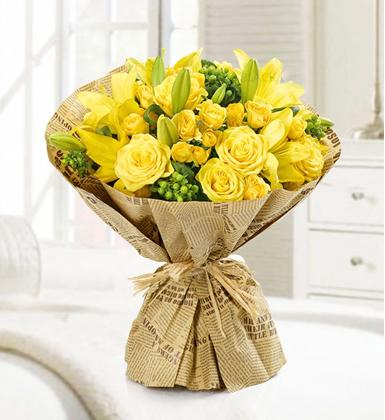 Sunshine - Flowers & Gifts Delivery Amman Jordan