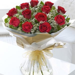 Heavenly Red Roses - Flowers & Gifts Delivery Amman Jordan